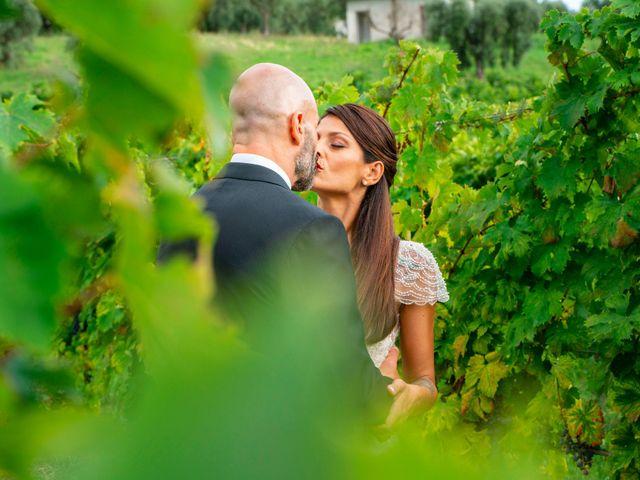 Il matrimonio di Claudio e Manuela a Sermoneta, Latina 78