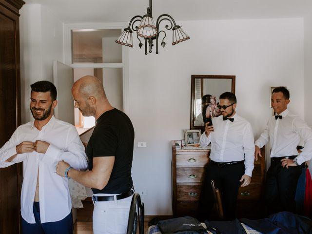 Il matrimonio di Michela e Giuliano a Sant'Ippolito, Pesaro - Urbino 3