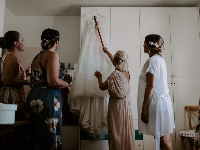 Il matrimonio di Michela e Giuliano a Sant'Ippolito, Pesaro - Urbino 4