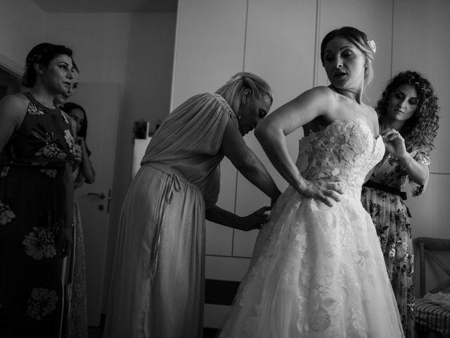 Il matrimonio di Michela e Giuliano a Sant'Ippolito, Pesaro - Urbino 6
