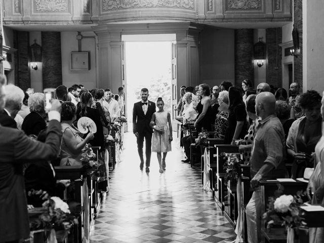 Il matrimonio di Michela e Giuliano a Sant'Ippolito, Pesaro - Urbino 7