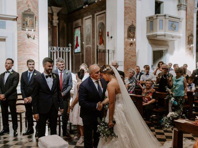 Il matrimonio di Michela e Giuliano a Sant'Ippolito, Pesaro - Urbino 9