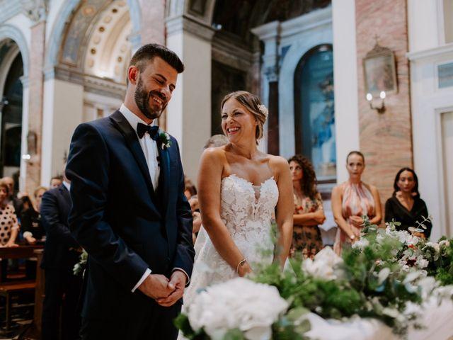 Il matrimonio di Michela e Giuliano a Sant'Ippolito, Pesaro - Urbino 10
