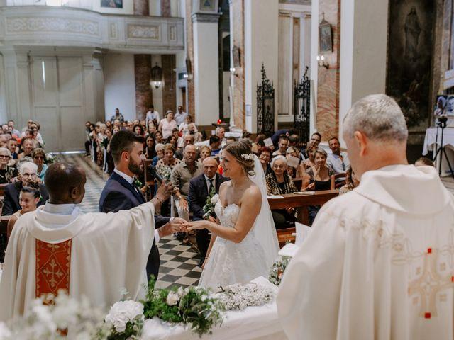 Il matrimonio di Michela e Giuliano a Sant'Ippolito, Pesaro - Urbino 11