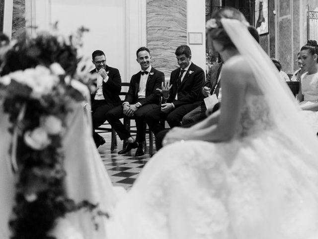 Il matrimonio di Michela e Giuliano a Sant'Ippolito, Pesaro - Urbino 12