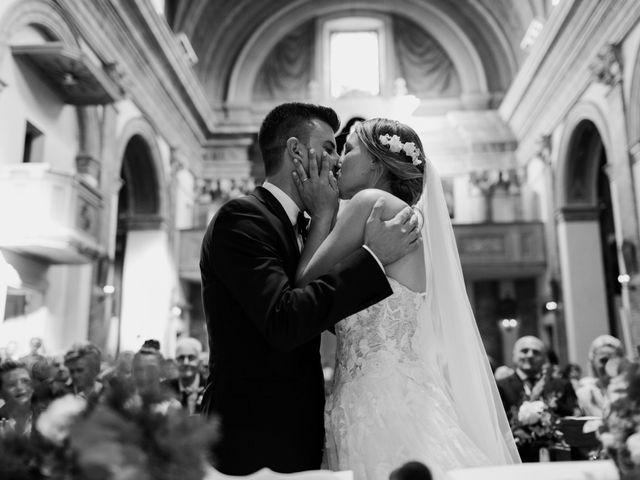Il matrimonio di Michela e Giuliano a Sant'Ippolito, Pesaro - Urbino 13