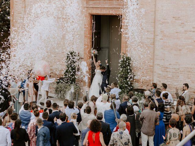 Il matrimonio di Michela e Giuliano a Sant'Ippolito, Pesaro - Urbino 14