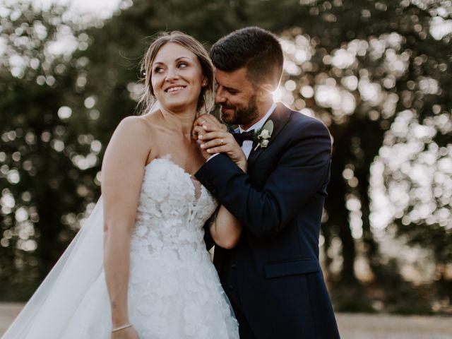 Il matrimonio di Michela e Giuliano a Sant'Ippolito, Pesaro - Urbino 15