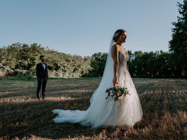 Il matrimonio di Michela e Giuliano a Sant'Ippolito, Pesaro - Urbino 16