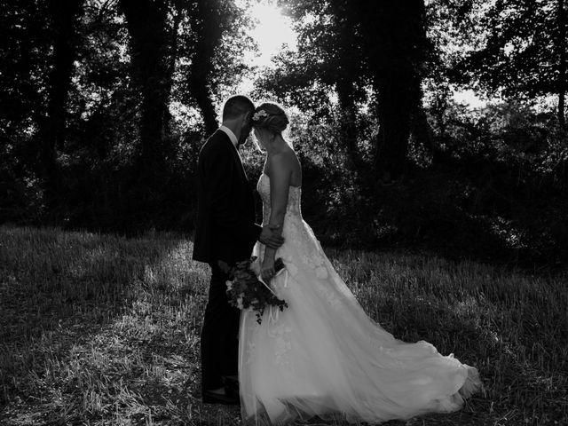Il matrimonio di Michela e Giuliano a Sant'Ippolito, Pesaro - Urbino 17