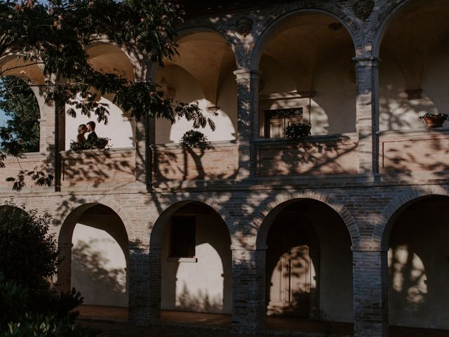 Il matrimonio di Michela e Giuliano a Sant'Ippolito, Pesaro - Urbino 18