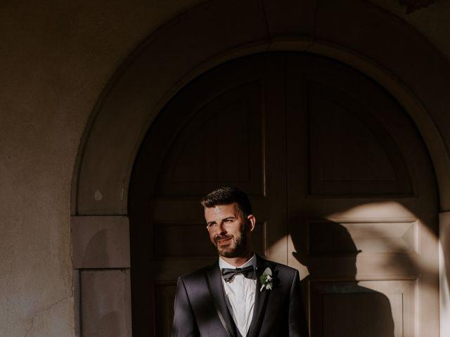 Il matrimonio di Michela e Giuliano a Sant'Ippolito, Pesaro - Urbino 20