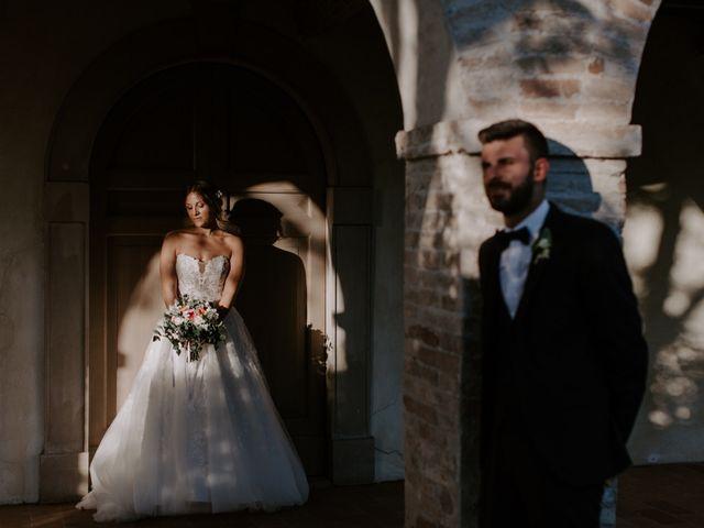 Il matrimonio di Michela e Giuliano a Sant'Ippolito, Pesaro - Urbino 21