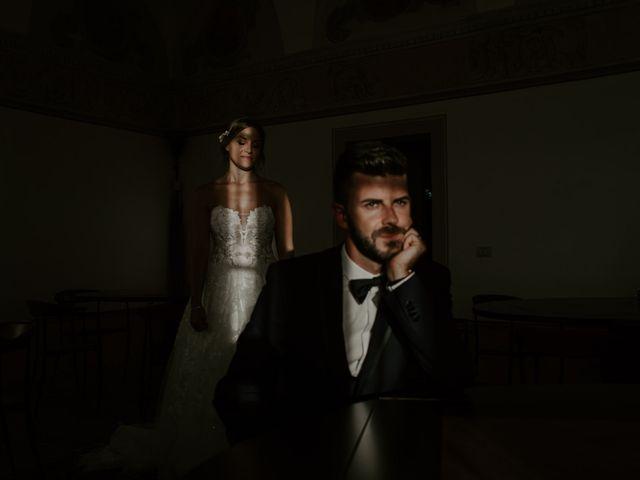 Il matrimonio di Michela e Giuliano a Sant'Ippolito, Pesaro - Urbino 22