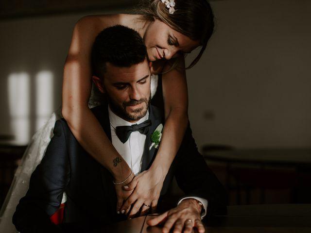 Il matrimonio di Michela e Giuliano a Sant'Ippolito, Pesaro - Urbino 23
