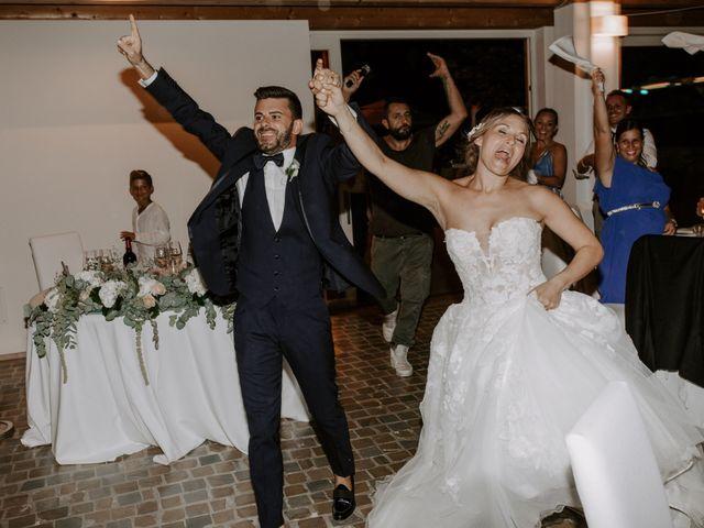 Il matrimonio di Michela e Giuliano a Sant'Ippolito, Pesaro - Urbino 24