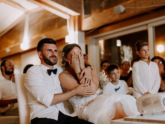 Il matrimonio di Michela e Giuliano a Sant'Ippolito, Pesaro - Urbino 30