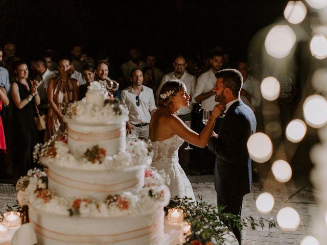 Il matrimonio di Michela e Giuliano a Sant'Ippolito, Pesaro - Urbino 31