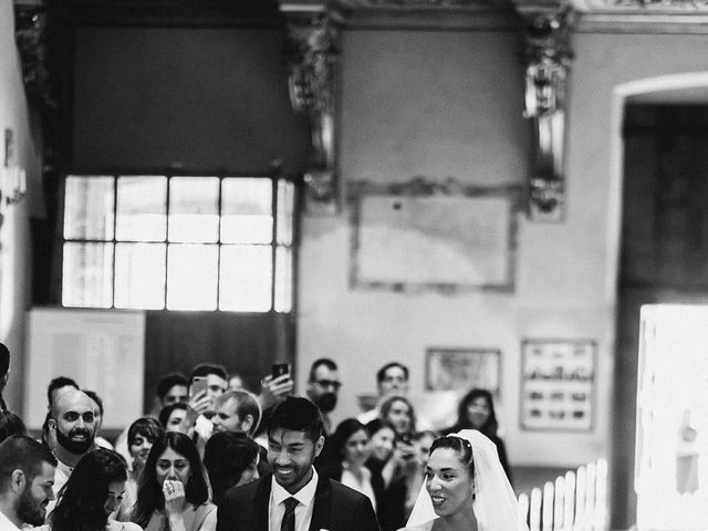 Il matrimonio di Niccolò e Tamara a Firenze, Firenze 14