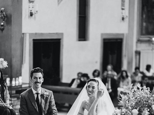 Il matrimonio di Niccolò e Tamara a Firenze, Firenze 15