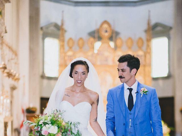 Il matrimonio di Niccolò e Tamara a Firenze, Firenze 18