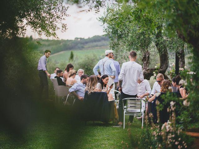 Il matrimonio di Niccolò e Tamara a Firenze, Firenze 28