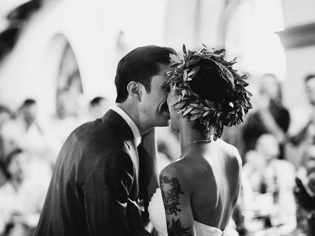 Il matrimonio di Niccolò e Tamara a Firenze, Firenze 46