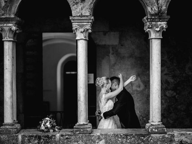 Il matrimonio di Gianpaolo e Ramona a Nettuno, Roma 23