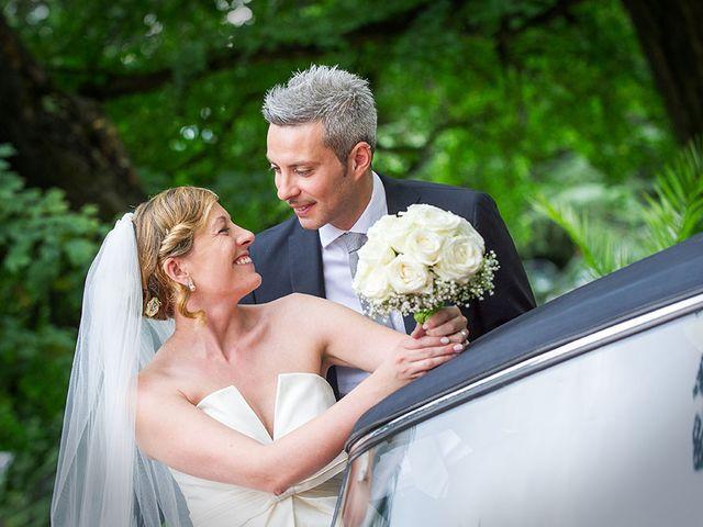 Le nozze di Francesca e Luca