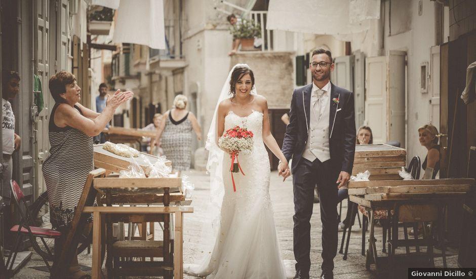 Il matrimonio di Claudio e Mariapia a Bari, Bari