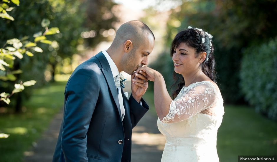 Il matrimonio di Damiano e Caterina a Garlasco, Pavia