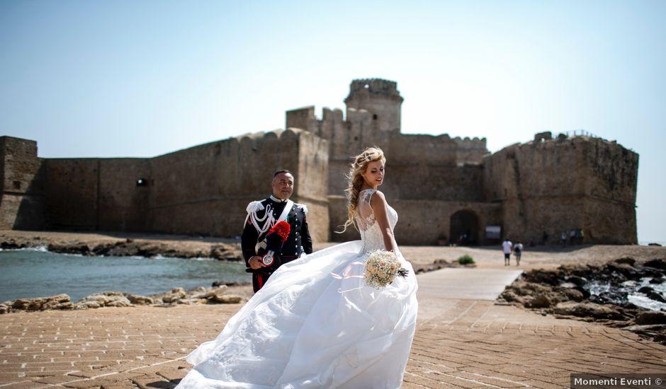 Il matrimonio di Giuseppe e Maria Antonia a Crotone, Crotone