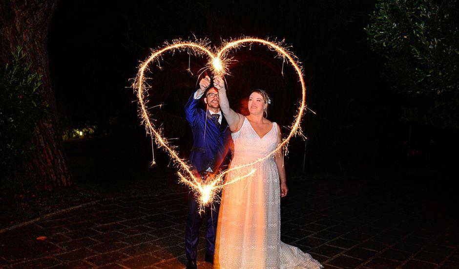 Il matrimonio di Vincenzo  e Silvia  a Labico, Roma