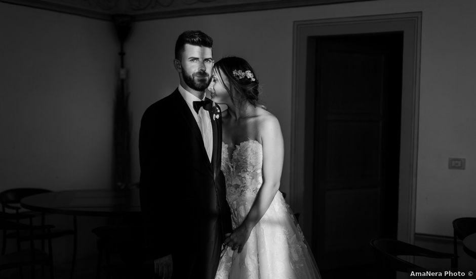 Il matrimonio di Michela e Giuliano a Sant'Ippolito, Pesaro - Urbino