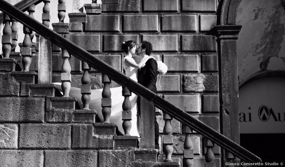 Il matrimonio di Matteo e Marzia a Udine, Udine