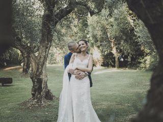 Le nozze di Giulia e Ivan