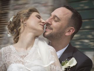 Le nozze di Cecilia e Leonardo