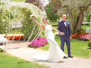 Le nozze di Carmen e Emilio