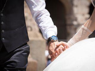 le nozze di Francesca e Orlando 1