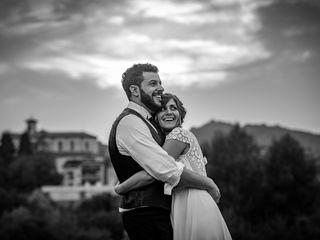 Le nozze di Irene e Cristofer