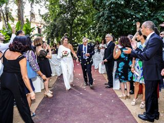 Le nozze di Arianna e Salvo 1