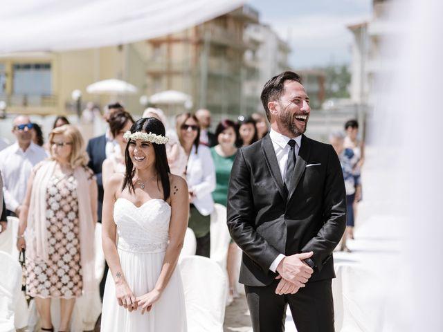 Il matrimonio di Andrea e Valeria a Cervia, Ravenna 16