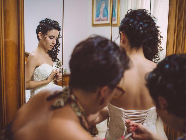 Il matrimonio di Dario e Serena a Muro Leccese, Lecce 4
