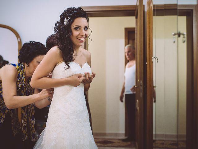 Il matrimonio di Dario e Serena a Muro Leccese, Lecce 5