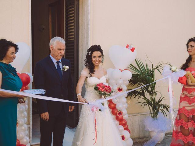 Il matrimonio di Dario e Serena a Muro Leccese, Lecce 9
