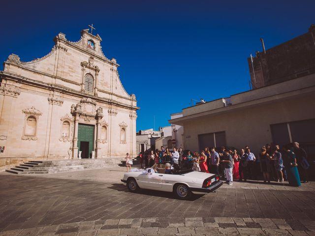 Il matrimonio di Dario e Serena a Muro Leccese, Lecce 10