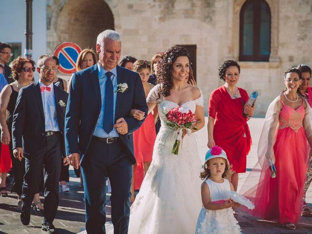 Il matrimonio di Dario e Serena a Muro Leccese, Lecce 12