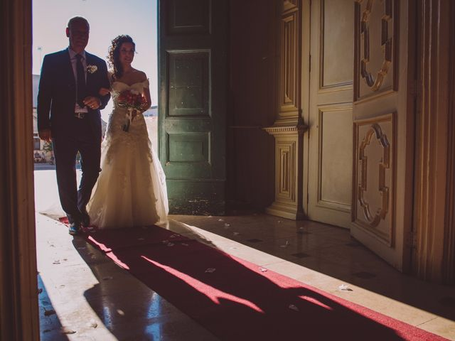 Il matrimonio di Dario e Serena a Muro Leccese, Lecce 14
