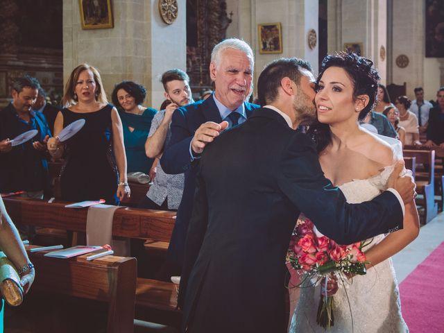 Il matrimonio di Dario e Serena a Muro Leccese, Lecce 16