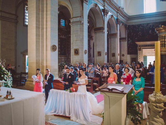 Il matrimonio di Dario e Serena a Muro Leccese, Lecce 17